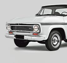Pickup GM e Veraneio