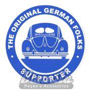 Adesivo modelo - The German Folks - Supporter