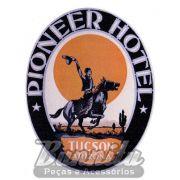 Adesivo modelo - Pioneer Hotel - Tucson Arizona