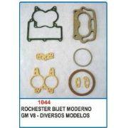 Kit de reparo do carburador Rochester Bijet V8 - Diversos Modelos