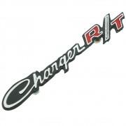 Emblema assinatura para painel porta luvas Dodge Charger R/T