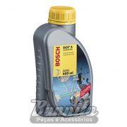 Fluido de freio Bosch DOT-3 500 mL