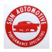 Adesivo modelo - Sun Automotive Performance Specialties