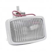Lanterna de ré aplicação Universal com lente cristal