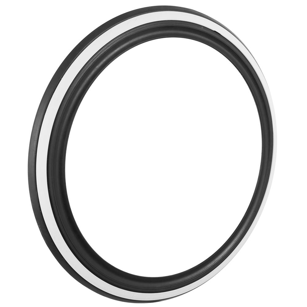 Banda faixa branca filete para pneu aro 13  - Bunnitu Peças e Acessórios