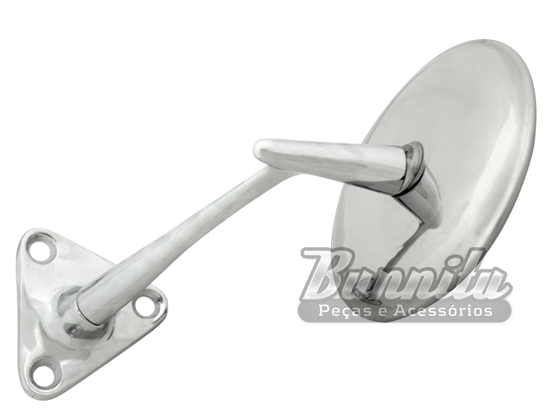 Espelho retrovisor para GM Chevrolet Brasil, C-10 e C-14  - Bunnitu Peças e Acessórios