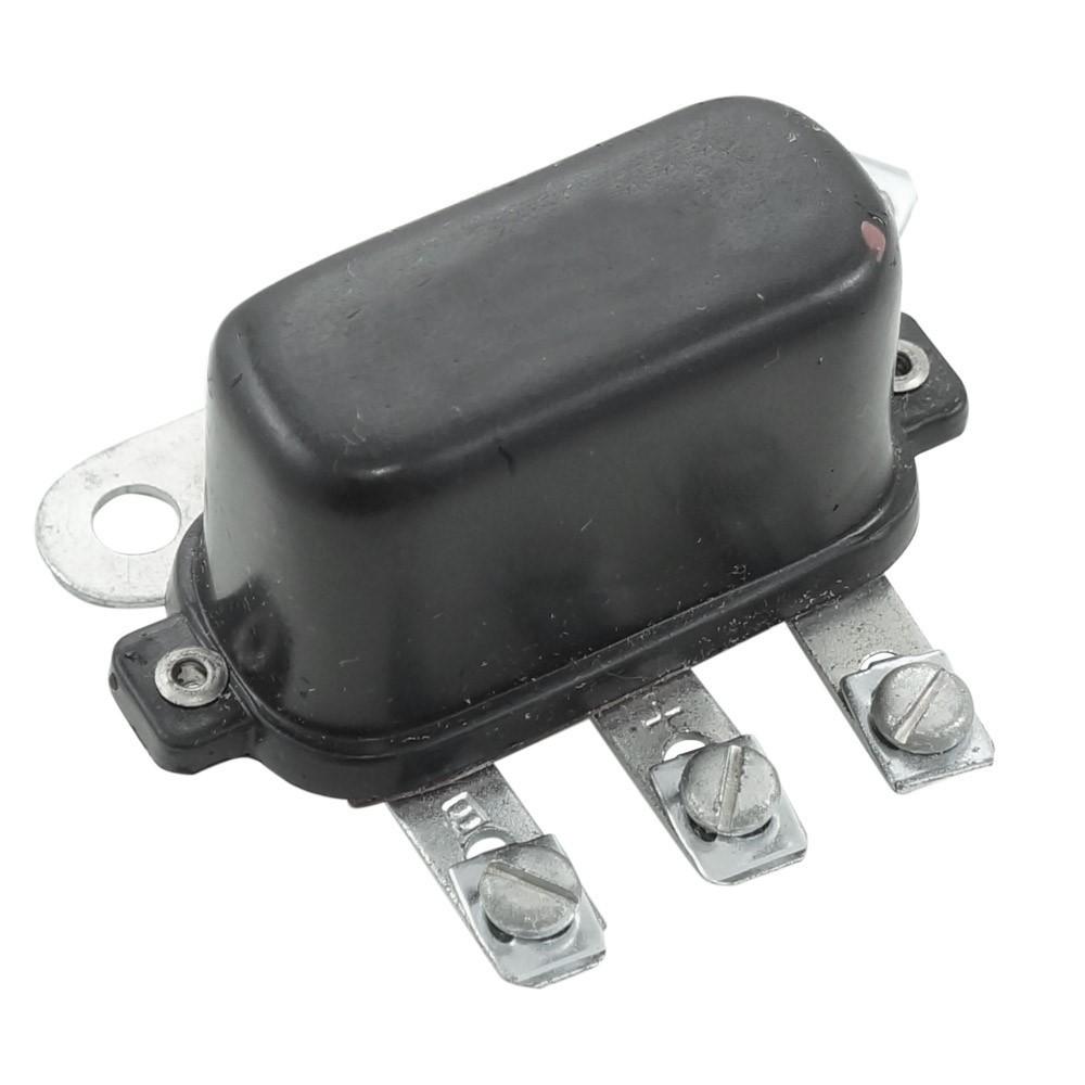 Relê de buzina 6V universal com 3 terminais  - Bunnitu Peças e Acessórios
