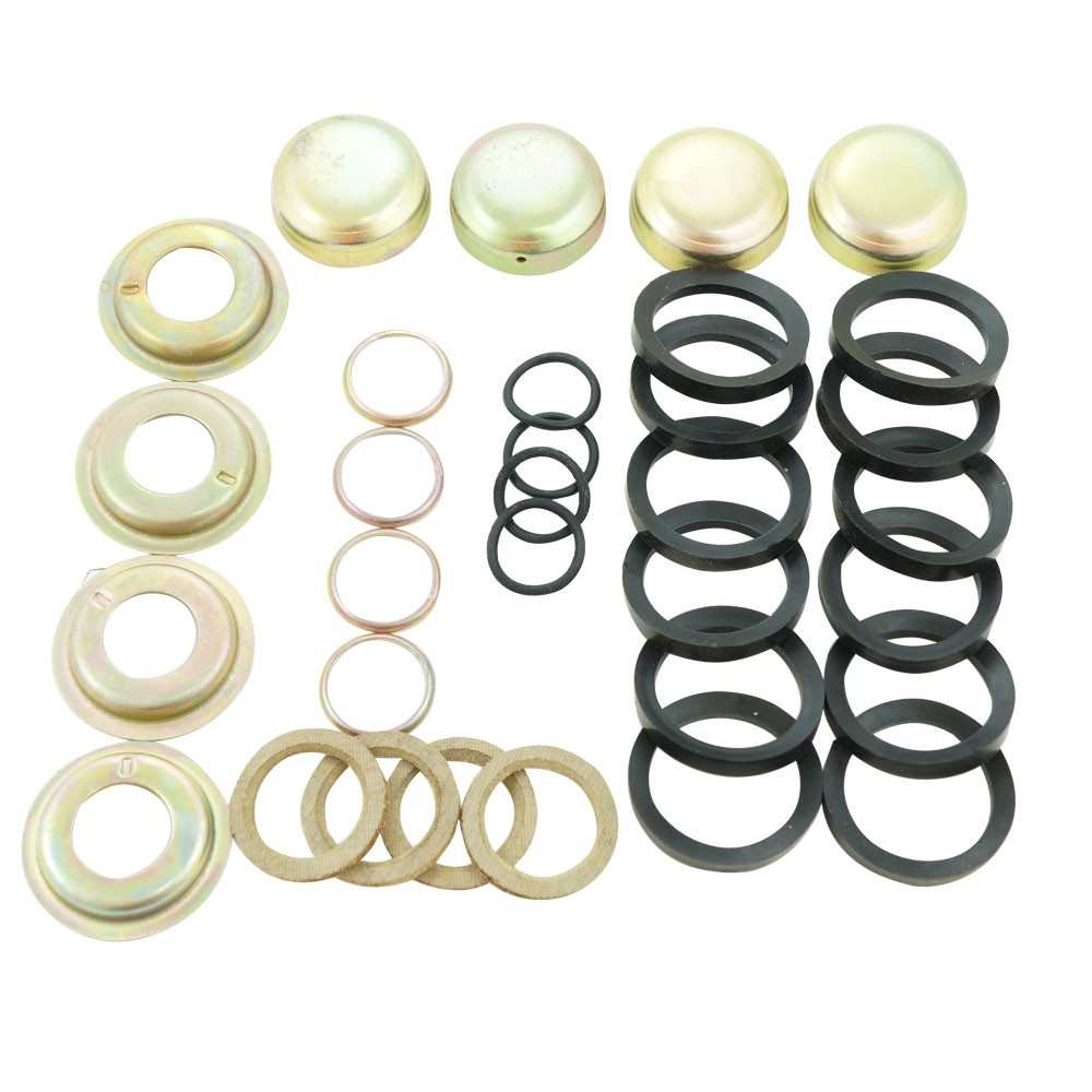 Kit de vedadores e anéis do eixo dianteiro para VW Kombi  - Bunnitu Peças e Acessórios