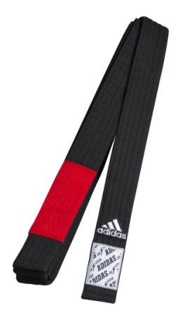Faixa Preta Adidas  Jiu Jitsu ELITE