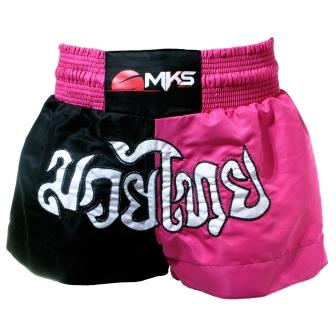 Shorts de Muay Thai MKS Combat Fighter
