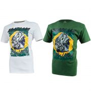 Camiseta MKS Nations Brazilian Jiu-Jitsu