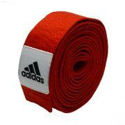 Faixa de Graduação adidas Judo/Karate - Vermelha