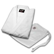Judogui Kimono Kusakura JZ Branco Judô IJF Approved 100% Algodão