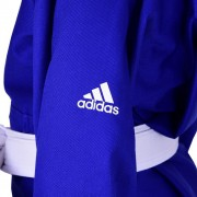 Kimono Judô adidas Infantil adistart J200 20WB Azul