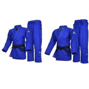 Kimono Judô adidas J990 Millenium Azul