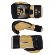 Luva Boxe MKS Profissional Couro Limited Edition