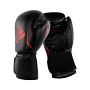 Luva de Boxe adidas Speed 50 Black Red