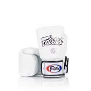Luva de Boxe e Muay Thai Fairtex Branca