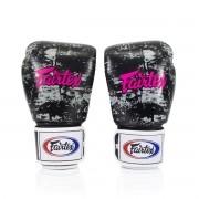 Luva de Boxe e Muay Thai Fairtex Dark Cloud