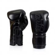 Luva de Microfibra Fairtex com Punho alongado Solid Black