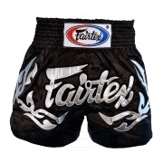 Shorts Muay Thai Eternal Silver BS4607 Fairtex