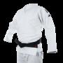 Kimono Judô adidas Champion II Branco - Selo eletrônico IJF