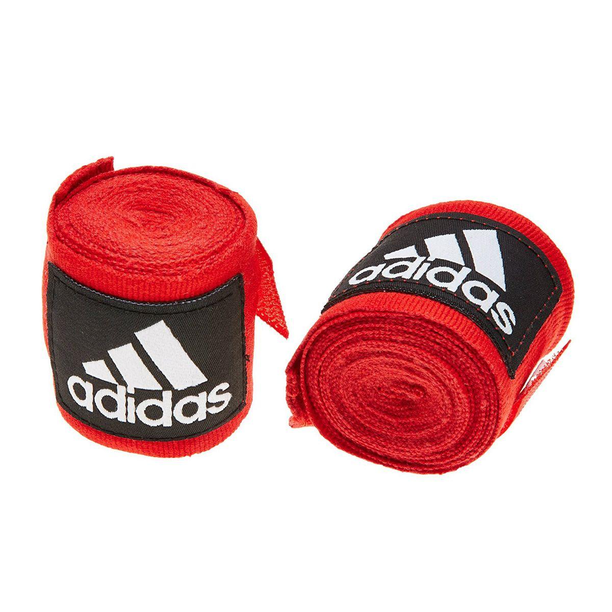 Bandagem Elástica adidas 4,5m Vermelha