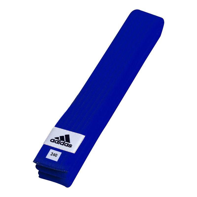Faixa de Graduação Adidas Azul