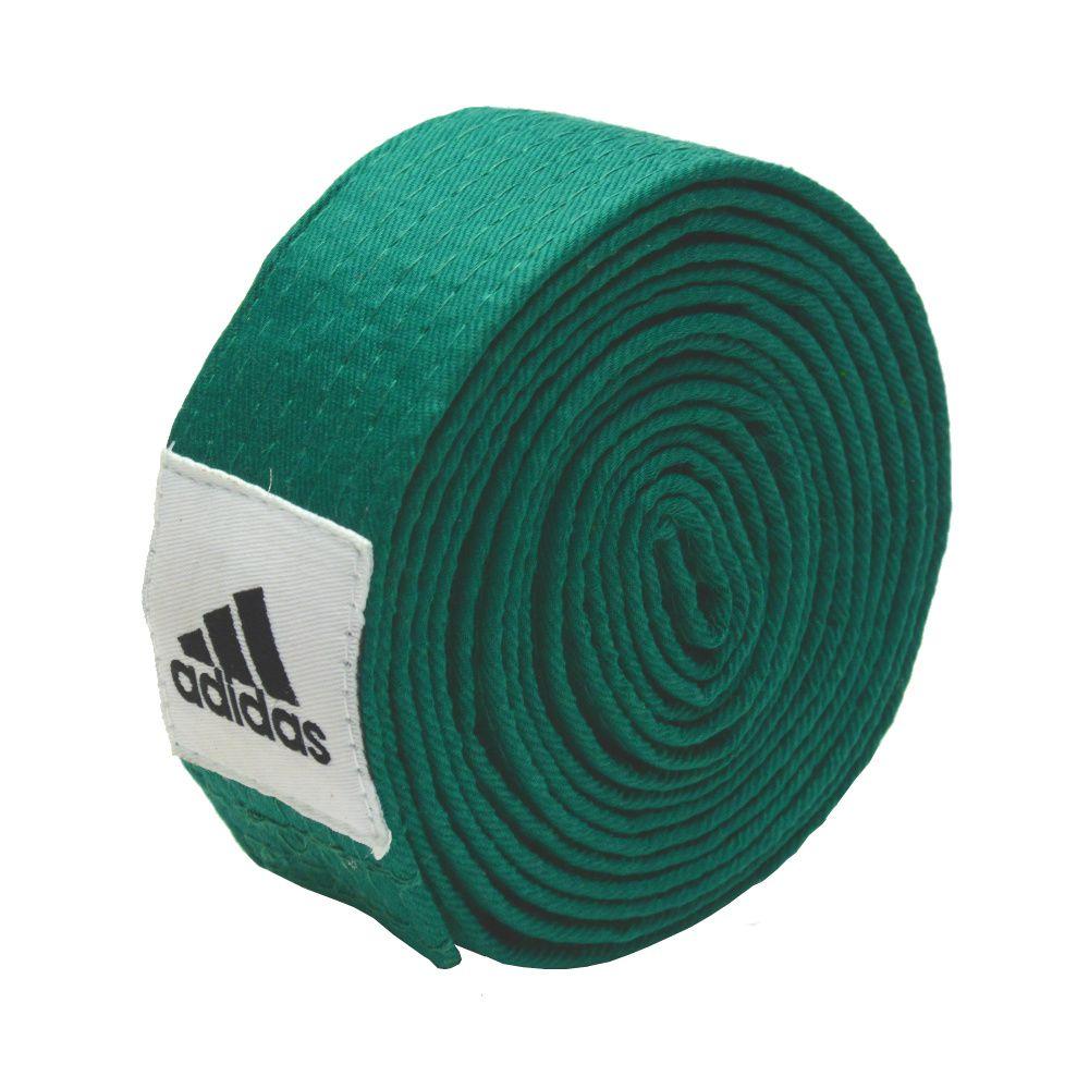 Faixa de Graduação adidas Judo/Karate - Verde