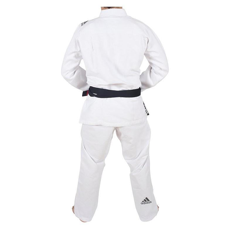 Kimono adidas Jiu Jitsu Challenge Branco (A)