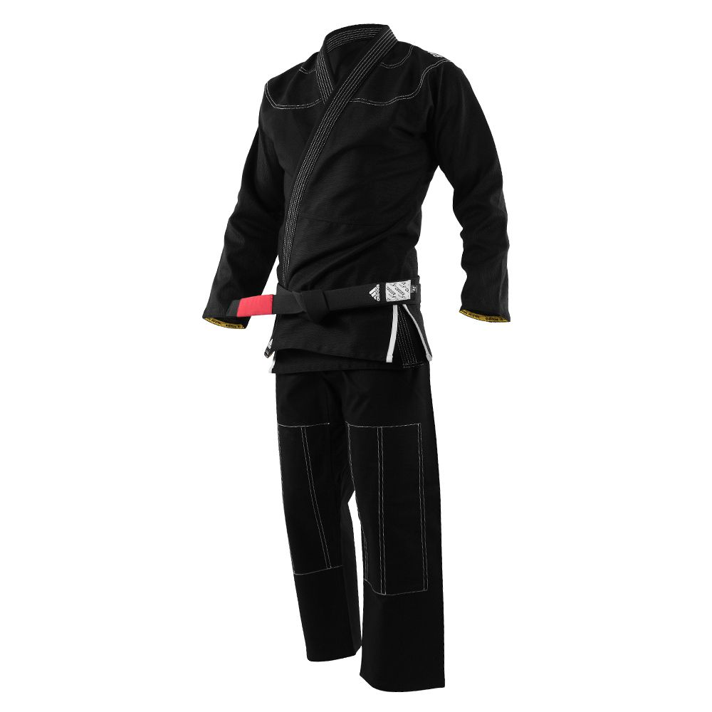Kimono adidas Jiu Jitsu Challenge JJ350 Preto (A)
