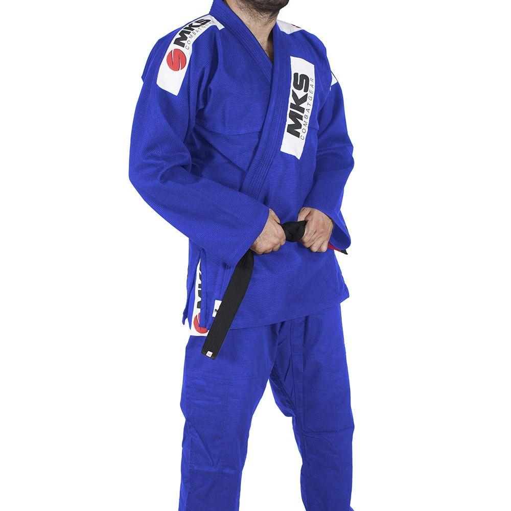 Kimono de Jiu-Jitsu MKS Combat