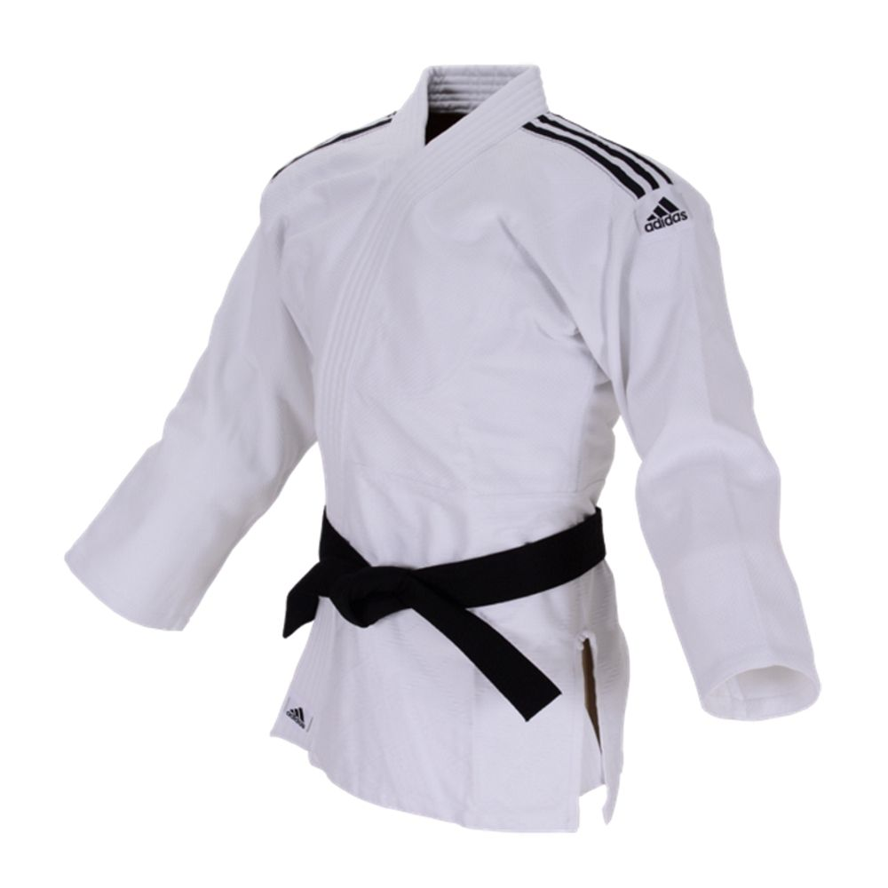 Kimono Judô adidas Club J 350 Trançado