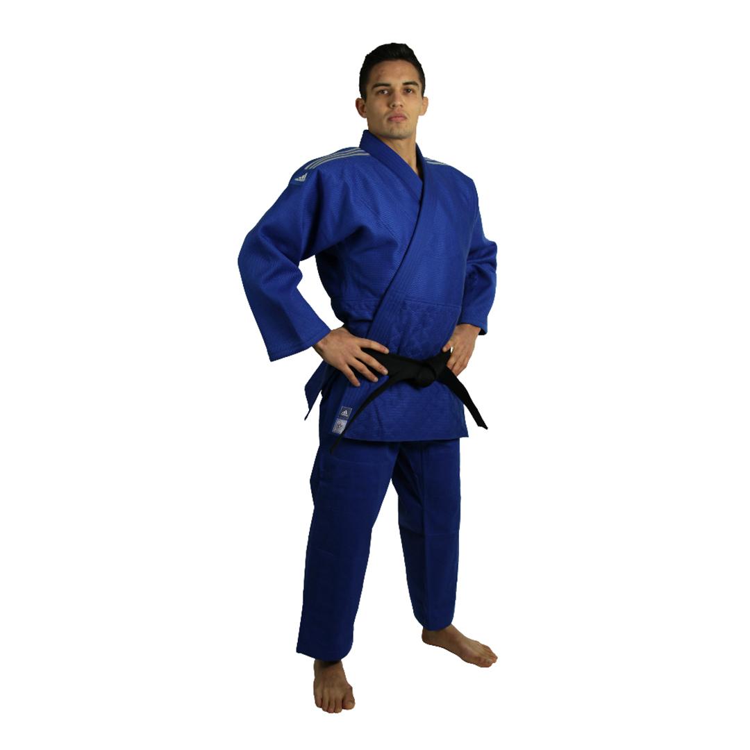 Kimono Judô adidas Competição J930 Champion IJF Approved