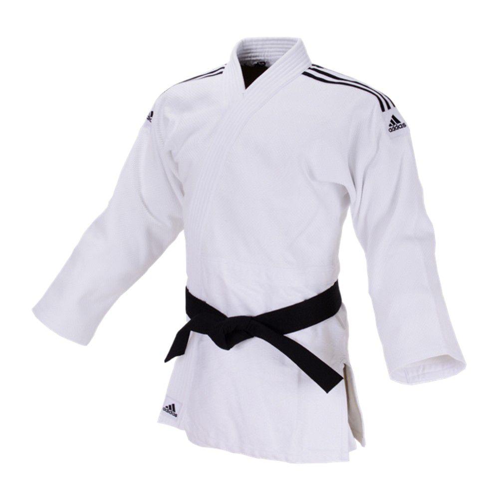 Kimono Judô adidas Quest J690 Branco