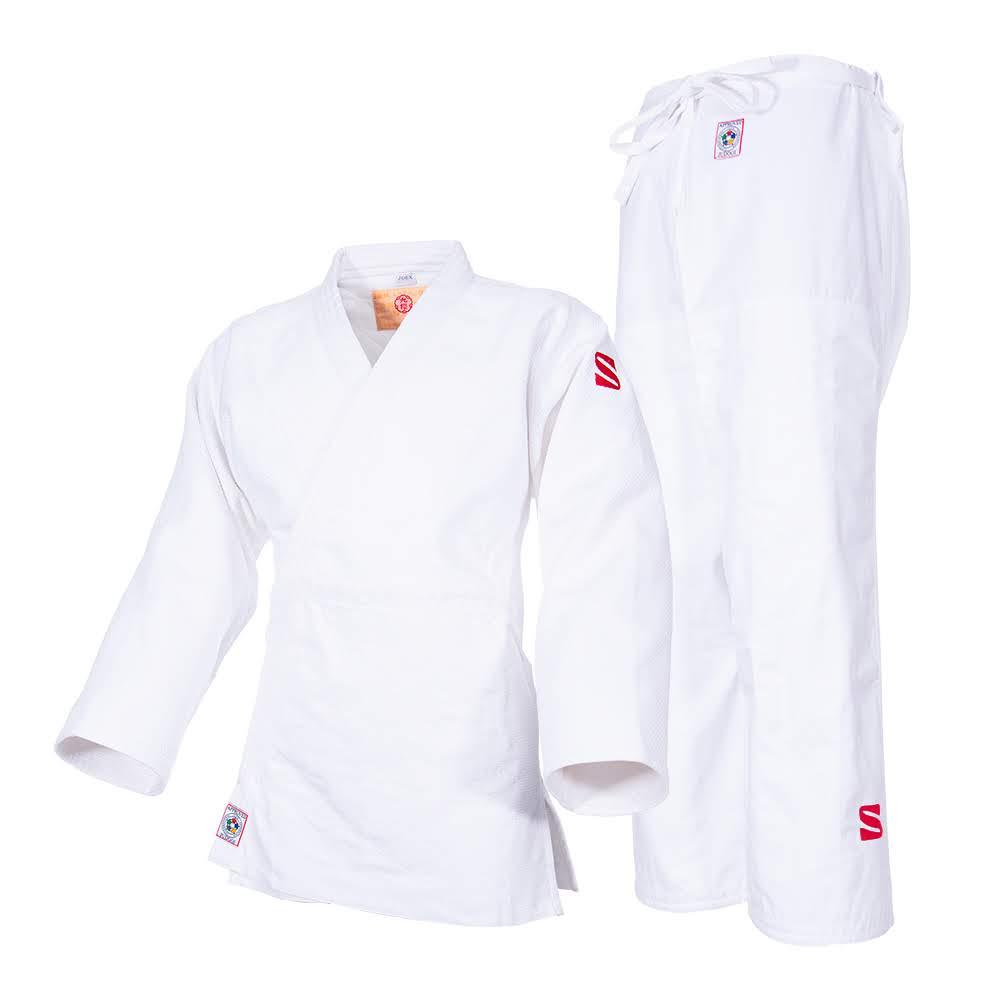 Kimono Judô Kusakura JOEX Branco IJF Approved