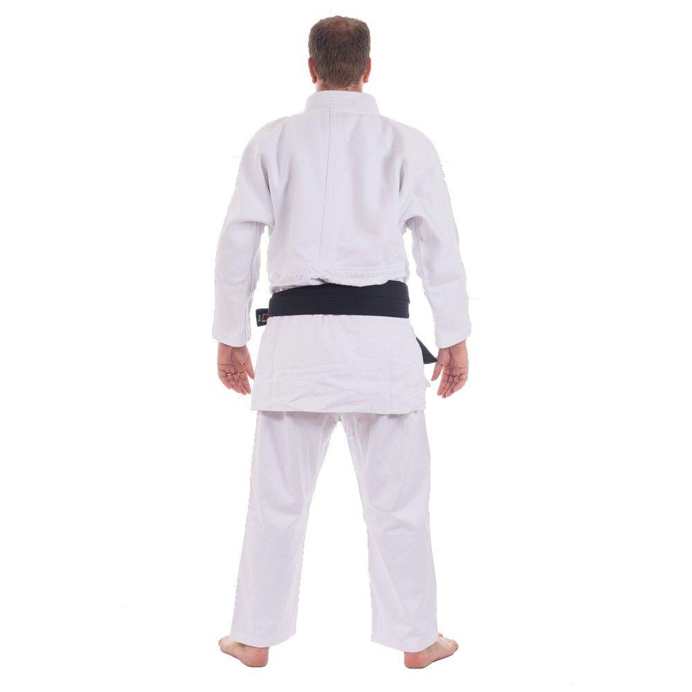 Kimono Judô MKS Extra Heavy Branco