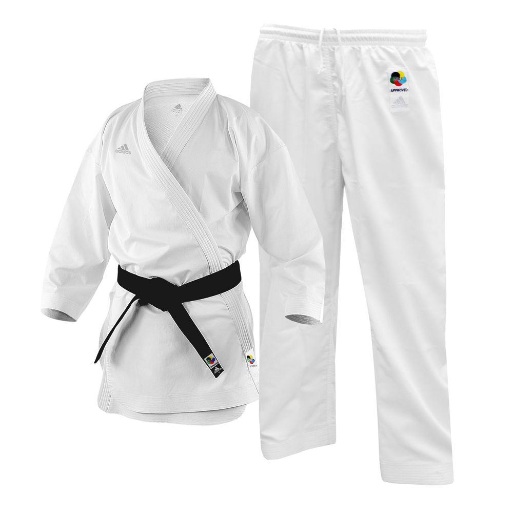 Kimono Karate adidas Adizero Branco
