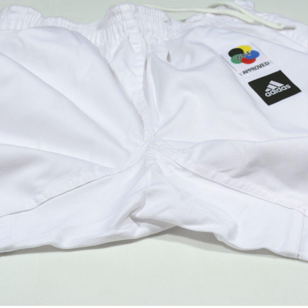 Kimono Karatê adidas Club K220C - Selo WKF