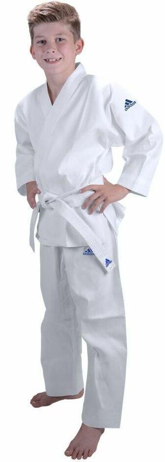 Kimono Karatê Infantil adidas K181K Branco