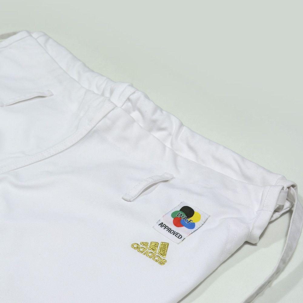Kimono Karatê adidas Champion para Kata com selo WKF