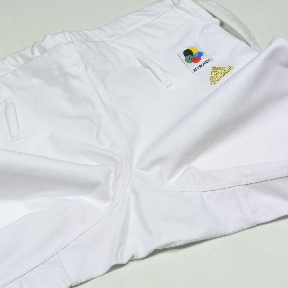 Kimono Para KATA Karatê Champion Adidas com selo WKF