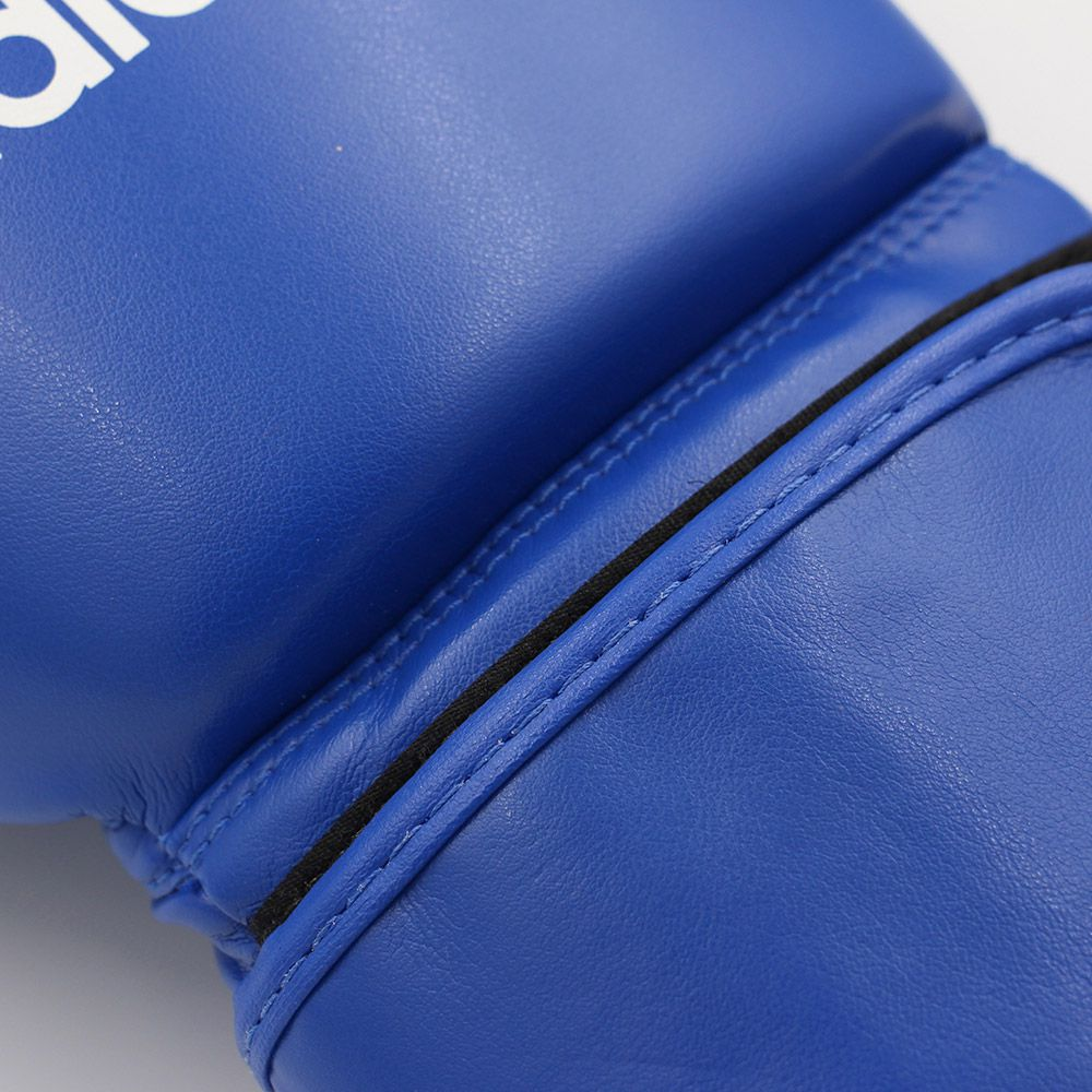 Luva adidas WAKO Approved Kick Boxing Training Azul PU