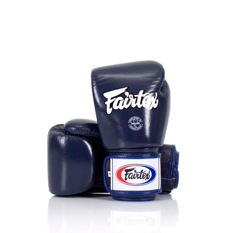 Luva de Boxe e Muay Thai Fairtex Azul