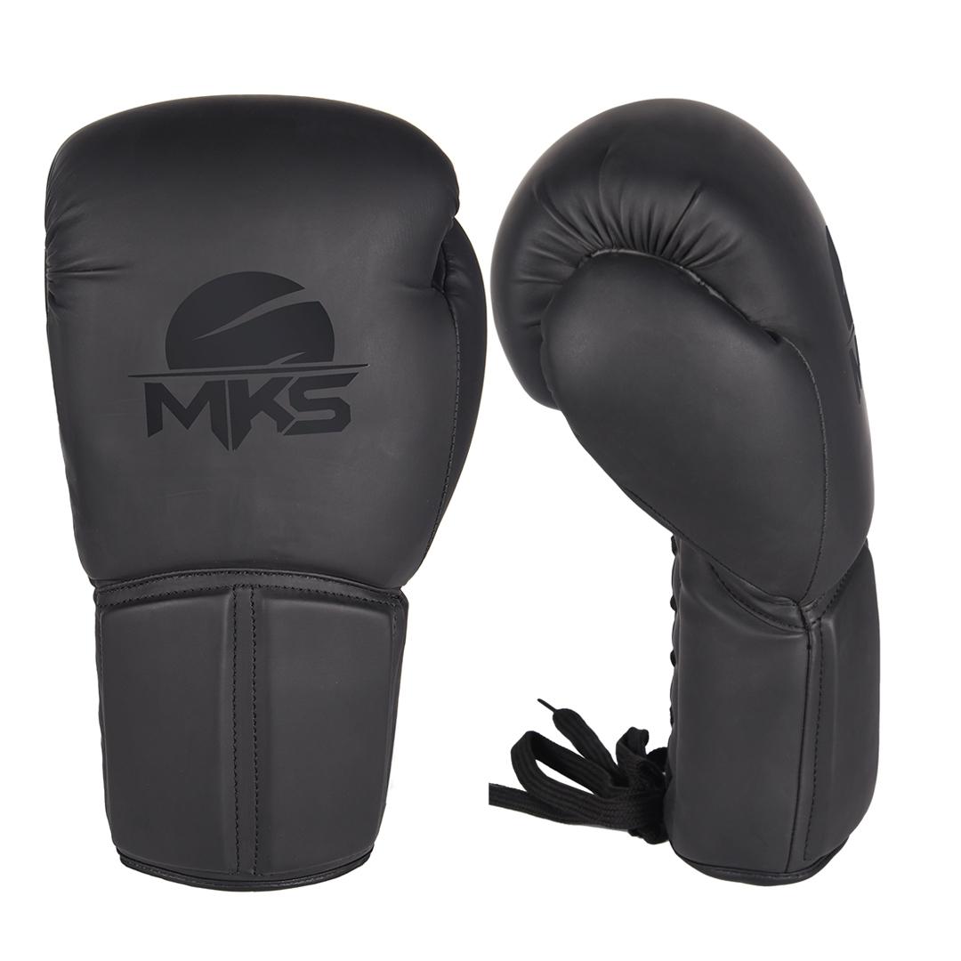 Luva de Boxe MKS Combat PRO LACES