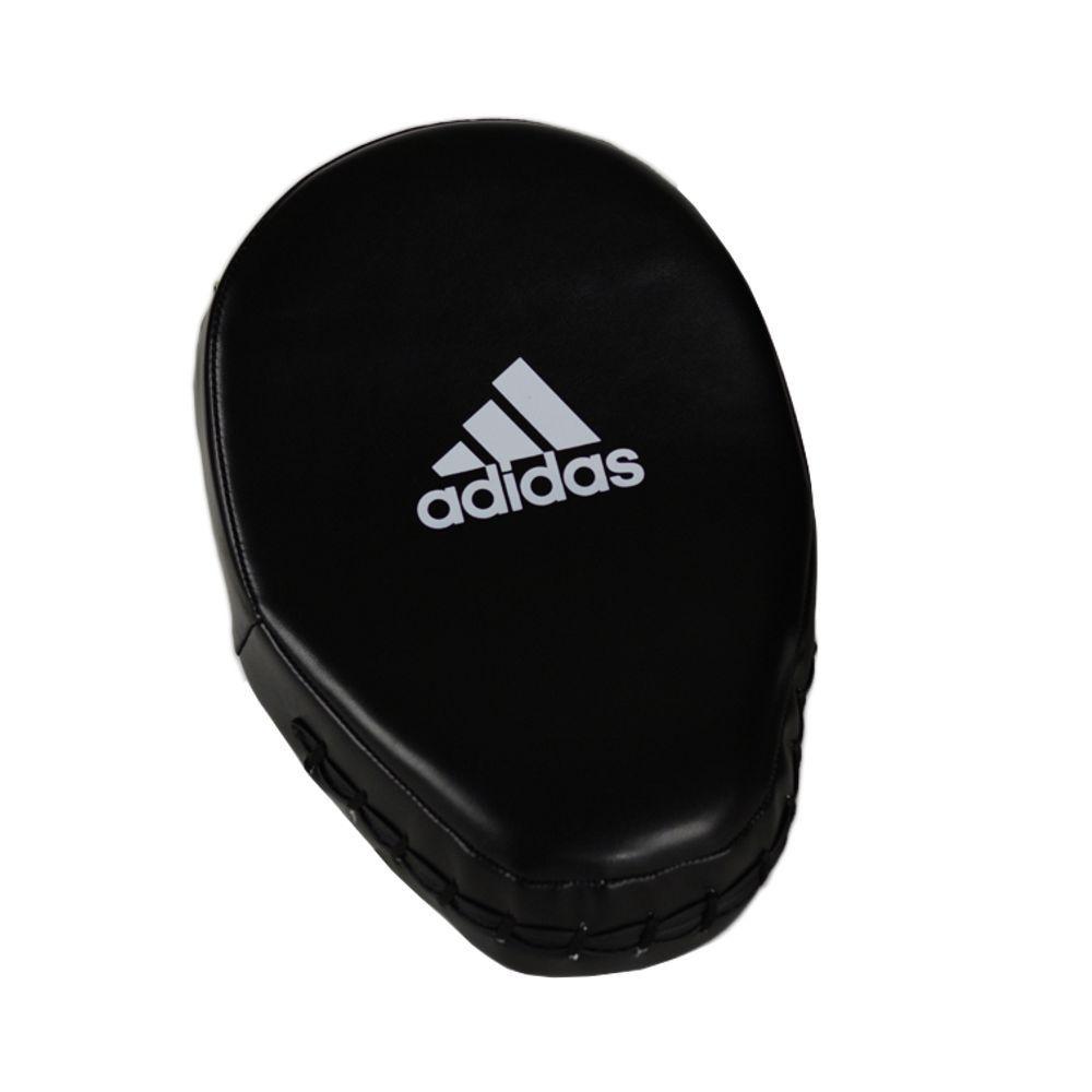 Luva de Foco Adidas Curva Curta em Couro NEW !