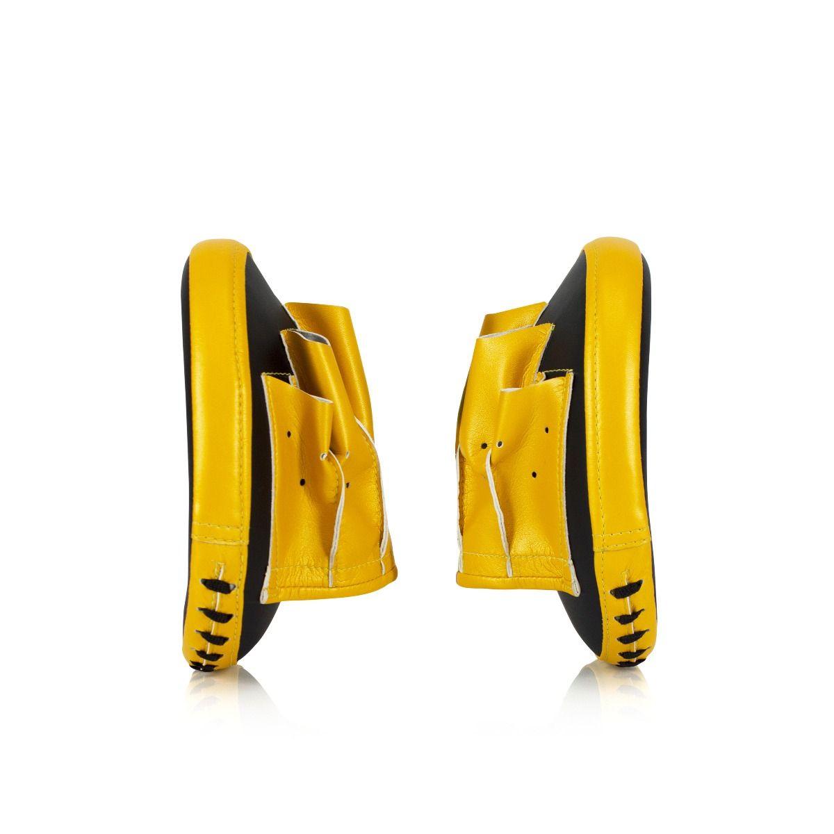 Luva de Foco Curva Fairtex FMV15 de velocidade e precisão (PAR)