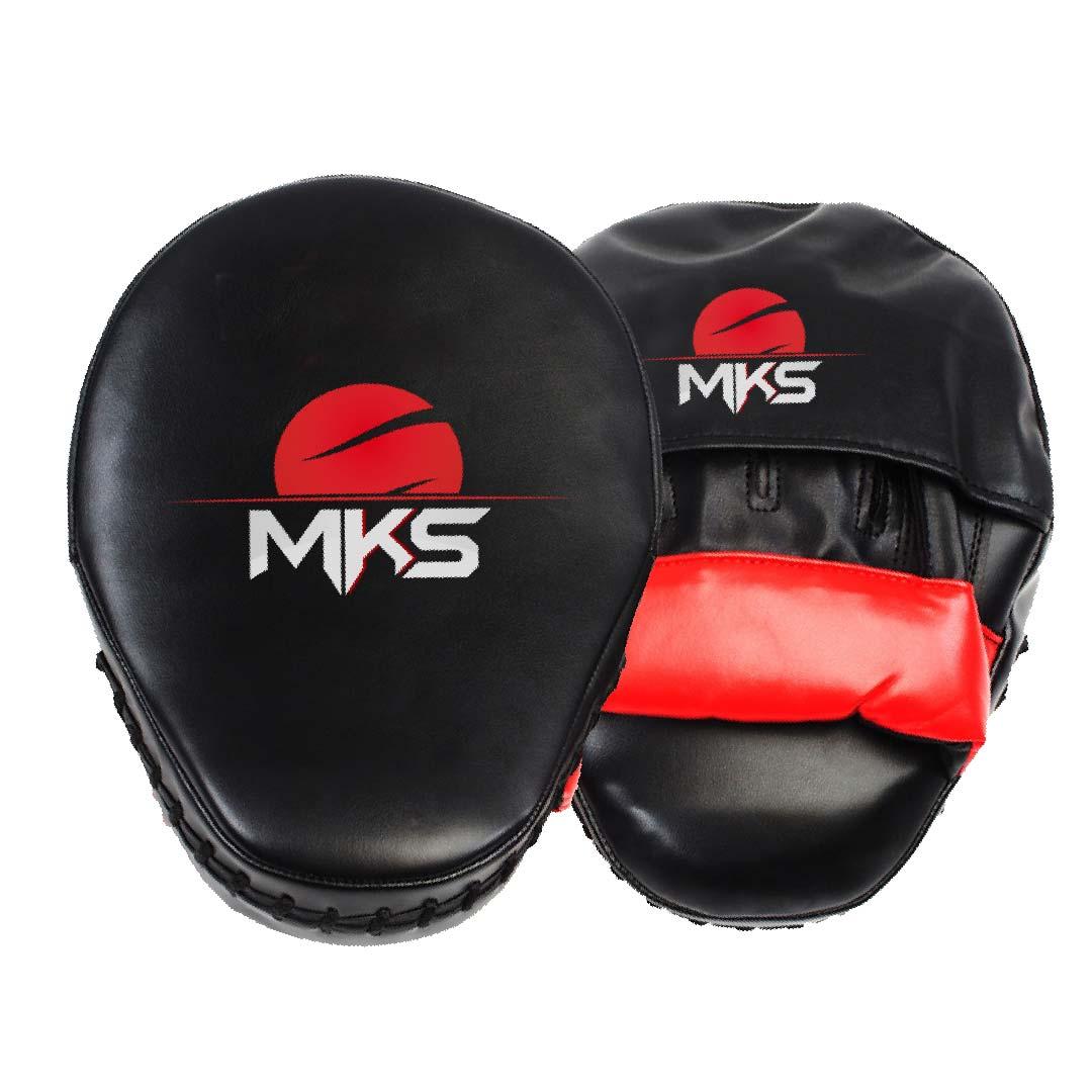 Luva de Foco Manopla Mks Combat Curta  (Par)