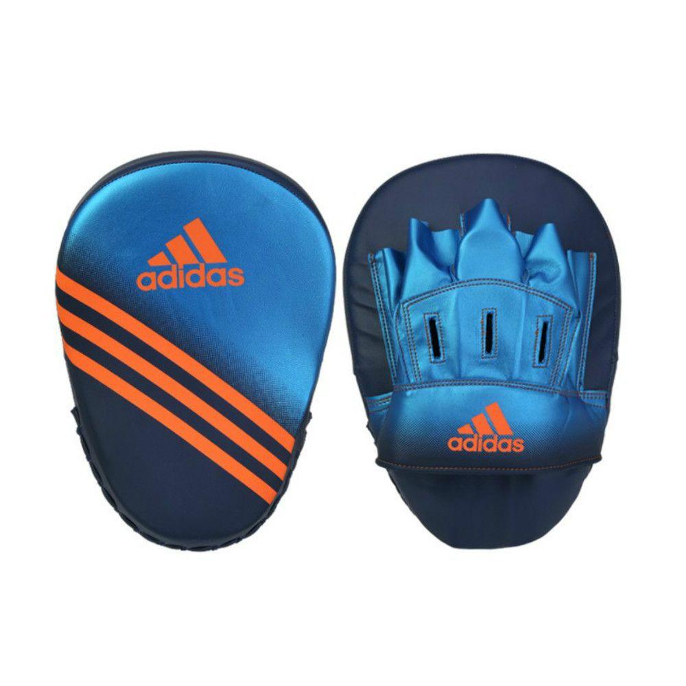 Luva de Foco Speed Adidas Azul Metálico