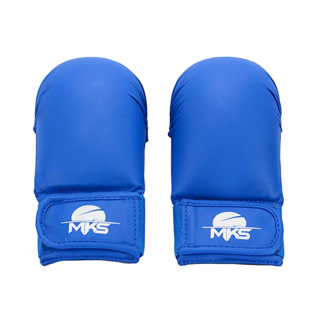 Luva de Karatê MKS Azul - Modelo 2019/20